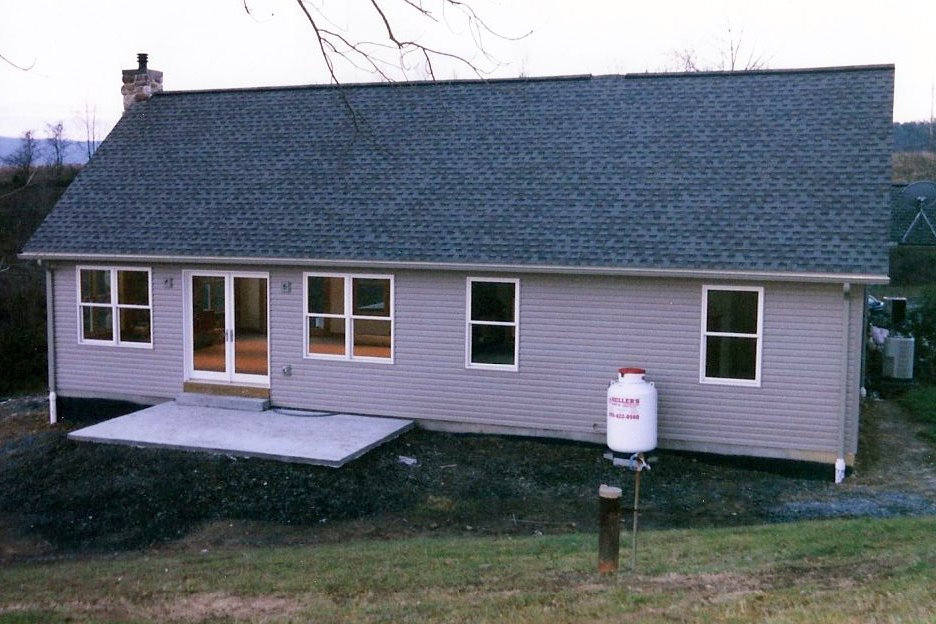 addition to an existing home